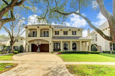 Houston Single Family Home For Sale: 3779 Westerman Street