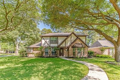 Houston Single Family Home For Sale: 3019 Thornecreek Lane