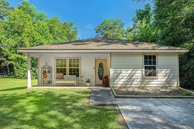 Conroe Single Family Home For Sale: 10733 Royal York Drive