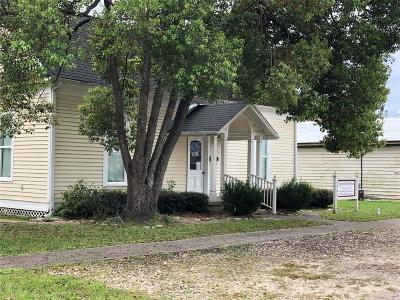 Bay City Single Family Home For Sale: 2108 6th Street
