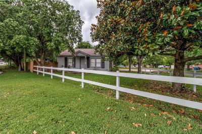 Dickinson Single Family Home For Sale: 4114 Victoria Avenue