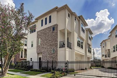 Houston Single Family Home For Sale: 2004 Rosedale Street