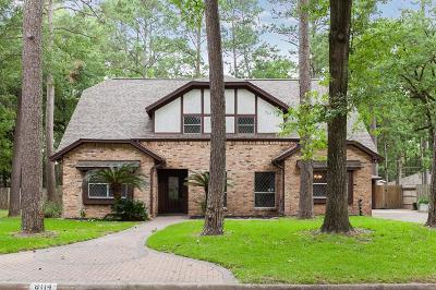 Spring Single Family Home For Sale: 8114 Twining Oaks Lane
