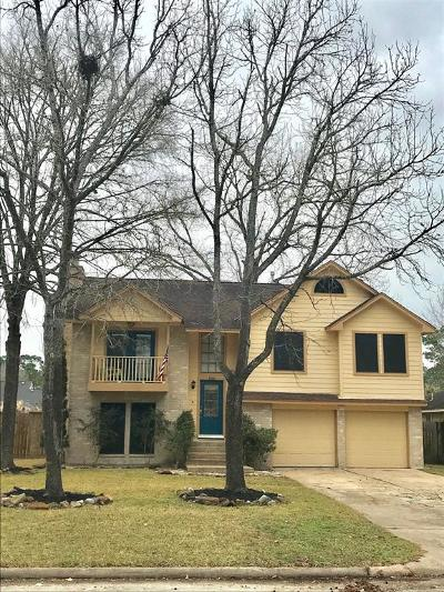 Kingwood Single Family Home For Sale: 5222 Village Springs Drive