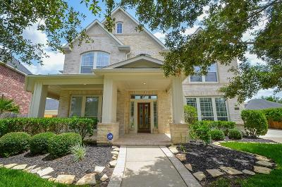 Katy TX Single Family Home For Sale: $569,900