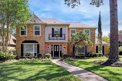 Memorial Single Family Home For Sale: 15739 Fleetwood Oaks Drive