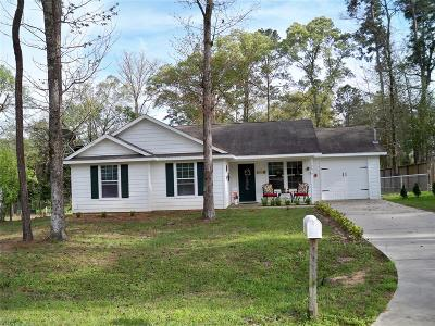 Conroe Single Family Home For Sale: 10670 Royal Magnolia Drive