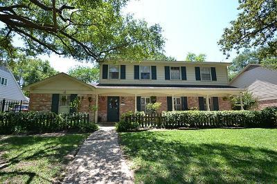 Houston Single Family Home For Sale: 12419 Honeywood Trail
