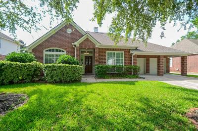 Katy Single Family Home For Sale: 22415 Caroline Cove Lane