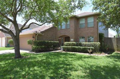 League City Single Family Home For Sale: 309 Cedar Branch Drive