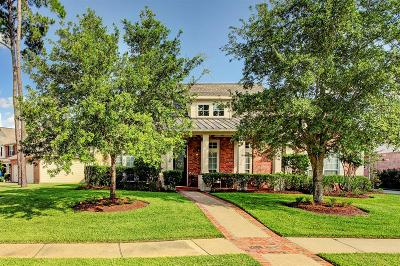 Tomball Single Family Home For Sale: 12803 Madera Canyon Lane