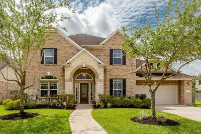 Riverstone Single Family Home For Sale: 5107 Willow Cliff Lane