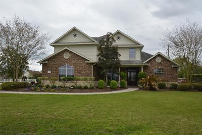 Katy Single Family Home For Sale: 1611 Winding Canyon Court