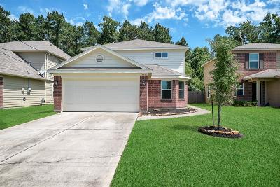 Conroe Single Family Home For Sale: 9957 Kingfisher Drive