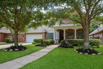 Katy Single Family Home For Sale: 3718 Sunset Manor Lane
