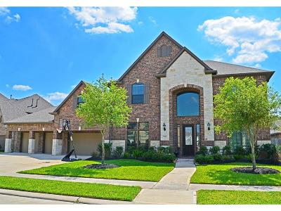 Katy Single Family Home For Sale: 26907 Wedgewater Crest