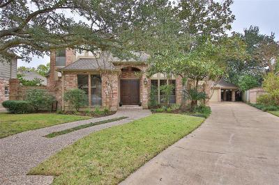 Memorial Single Family Home For Sale: 611 Flaghoist Lane