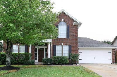 Pearland Single Family Home For Sale: 1802 Oakland Circle