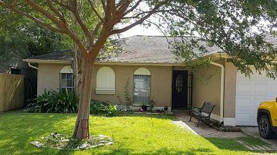 Houston Single Family Home For Sale: 5327 Danfield Drive
