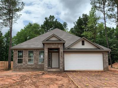Conroe Single Family Home For Sale: 996 Arbor Crossing