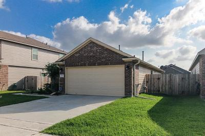 Katy Single Family Home For Sale: 5535 Casa Batillo Drive