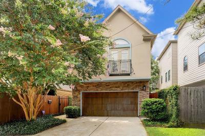 Houston Single Family Home For Sale: 5237 Nett Street