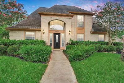 Sugar Land Single Family Home For Sale: 3303 Water Locust Drive