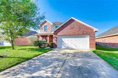Fresno TX Single Family Home For Sale: $210,000