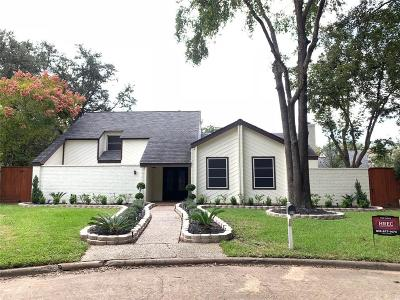 Houston Single Family Home For Sale: 703 Queensmill Court