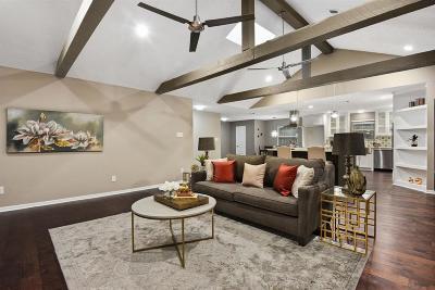 Houston Single Family Home For Sale: 1606 Aspen Grove Drive