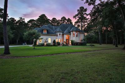 Magnolia Single Family Home For Sale: 37715 Fm 149 Road