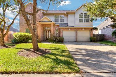 Missouri City Single Family Home For Sale: 4918 Mountain Fork