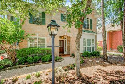The Woodlands Single Family Home For Sale: 35 N Greenvine Circle