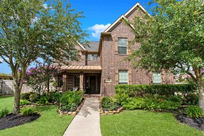 Fulshear Single Family Home For Sale: 27507 Banks Brook Lane