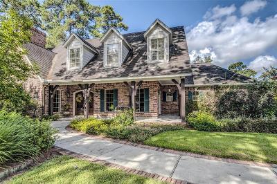 Kingwood Single Family Home For Sale: 1203 Chestnut Ridge Road