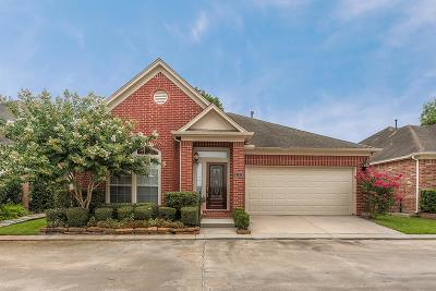Houston Single Family Home For Sale: 1242 Seamist Drive