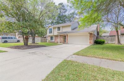 Spring Single Family Home For Sale: 3207 Deer Valley Drive