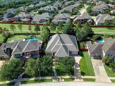 Houston Single Family Home For Sale: 6111 Saratoga Springs Lane