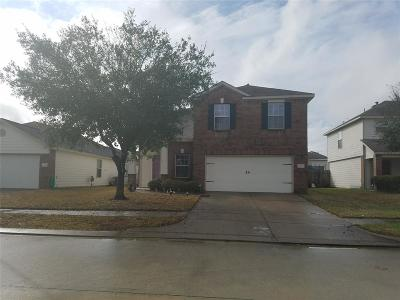 Humble Single Family Home For Sale: 20419 Paso Fino Drive