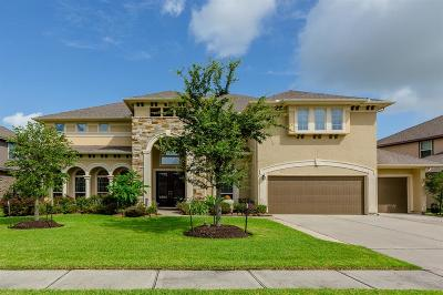 League City Single Family Home For Sale: 4823 Isla Canela Lane