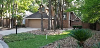 The Woodlands Single Family Home For Sale: 22 Cedar Chase Place