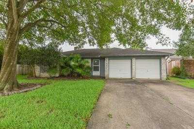 Houston TX Single Family Home For Sale: $259,999