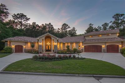 Montgomery Single Family Home For Sale: 102 Bentwater Bay Lane