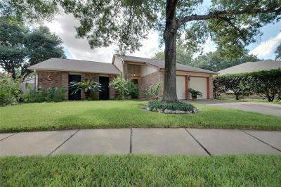 Galveston County, Harris County Single Family Home For Sale: 3511 Corinne Court