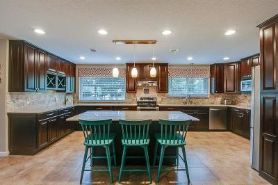 Manvel Single Family Home For Sale: 7110 Oak Hill Rd Road
