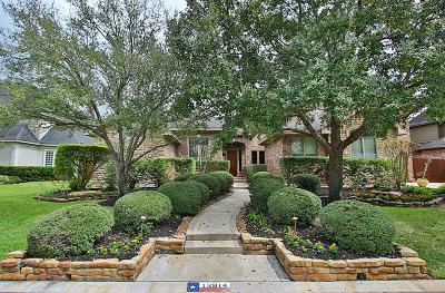 Cypress Single Family Home For Sale: 13914 Rustic Hills Lane