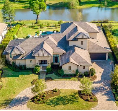 Spring Single Family Home For Sale: 7703 Kalebs Pond Court
