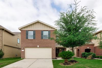 Houston Single Family Home For Sale: 727 Sandford Lodge Drive