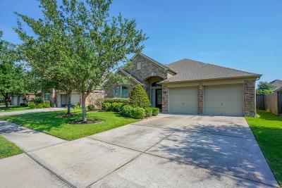 Pearland Single Family Home For Sale: 13617 Evening Wind Drive