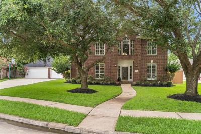 Friendswood Single Family Home For Sale: 1218 Peregrine Drive
